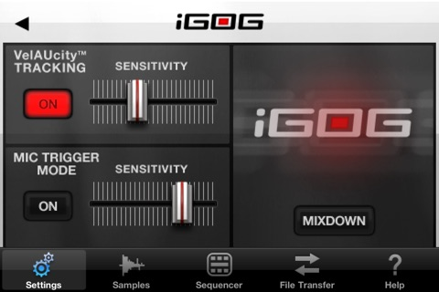 iGOG: Massive Drums screenshot 4