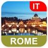 羅馬,意大利 離線地圖 - PLACE STARS