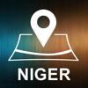 download Niger, Offline Auto GPS