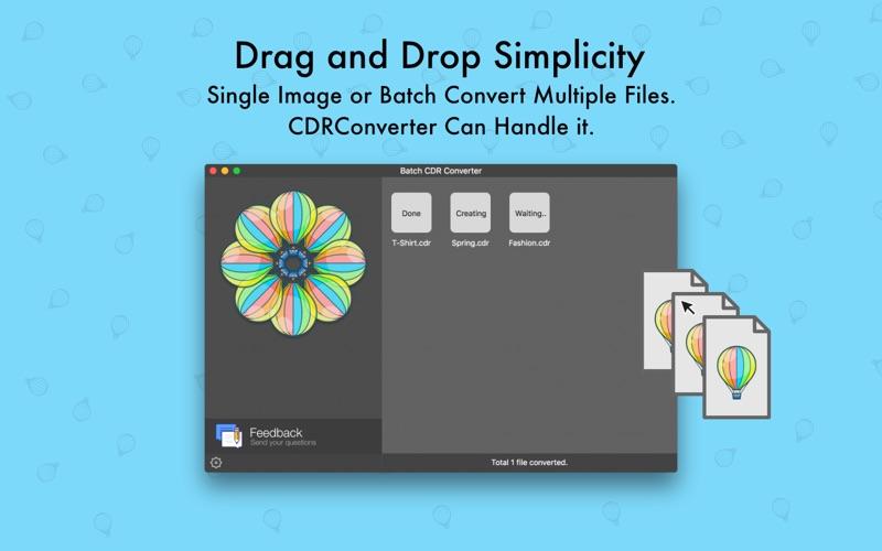 CDRConverter - Batch Converter Screenshots