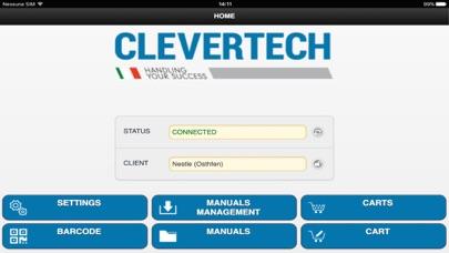 Screenshot of iClevertech1