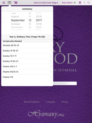 Glory to God Hymnal screenshot 3