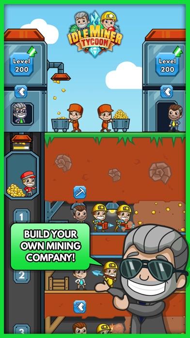 Idle Miner Tycoon  Screenshot
