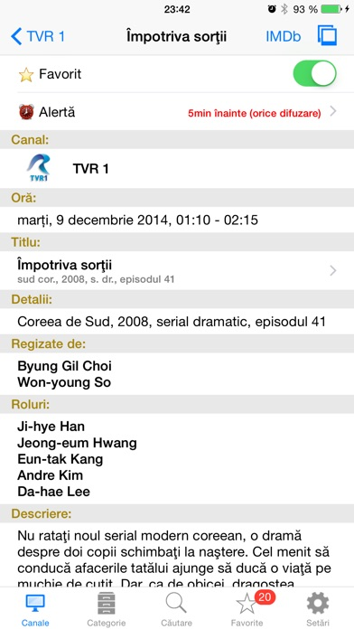 Romanian TV+ Screenshot 3