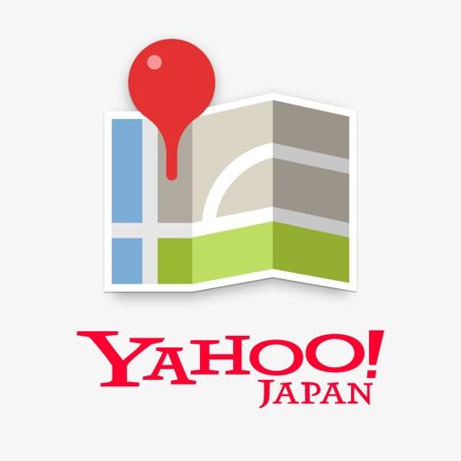 Yahoo!地図 - 雨雲の動きがわかる無料の地図アプリ