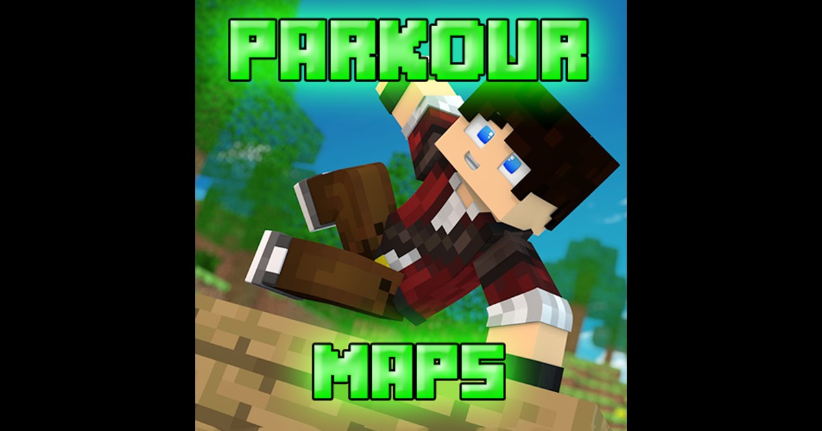 Maps for minecraft parkour for pocket edition in de app store