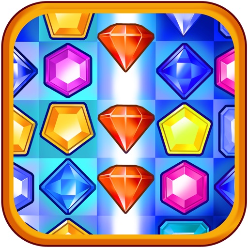 Jewel Mania - The Matching Game iOS App