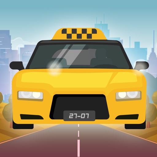 Taxi Driver ~ Car Driving Racing Simulator Game iOS App
