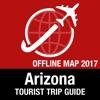 亞利桑那州 旅遊指南+離線地圖
