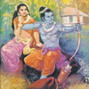 Rama (The Ideal Man) - Amar Chitra Katha Comics