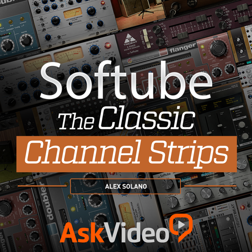 Course for Softube Plugins 101