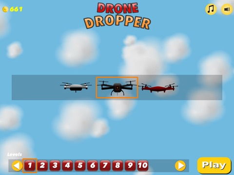 Drone Dropper screenshot 1