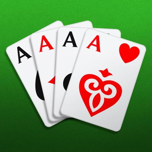 Solitaire: klondike classic card games iOS App