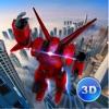 Flying Robot Simulator 3D Full