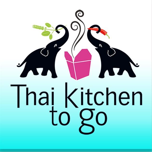 Thai Kitchen Logo thai kitchen to go on the app store