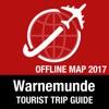 Warnemunde 旅遊指南+離線地圖