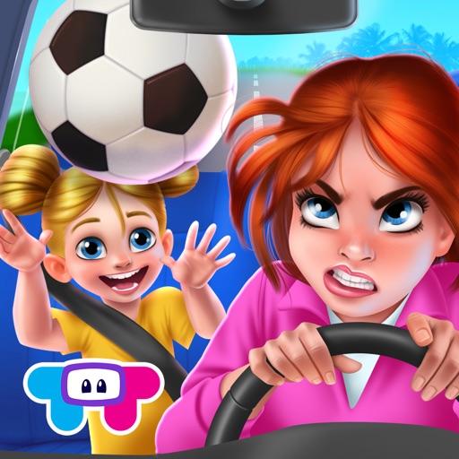 Soccer Mom's Crazy Day - A Spo... app for ipad