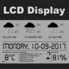 Pocketkai - LCD Weather Display  artwork