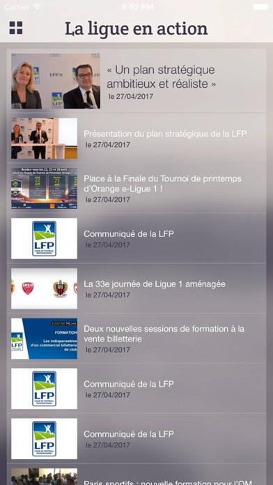 Angers Sco L'info gratuite en continuCapture d'écran de 5