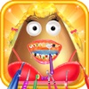 Pou Girl Dentist games for girls - Doctor Games remove all