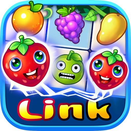水果连连看 - 开心消除经典益智小游戏