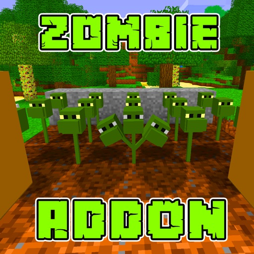 Zombie Apocalypse Addons and Maps for Minecraft PE bei Thai Quoc
