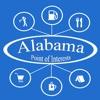 Alabama - Point of Interests (POI)