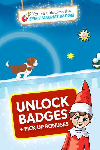 Elf Pets® Pup - Christmas Run screenshot 3