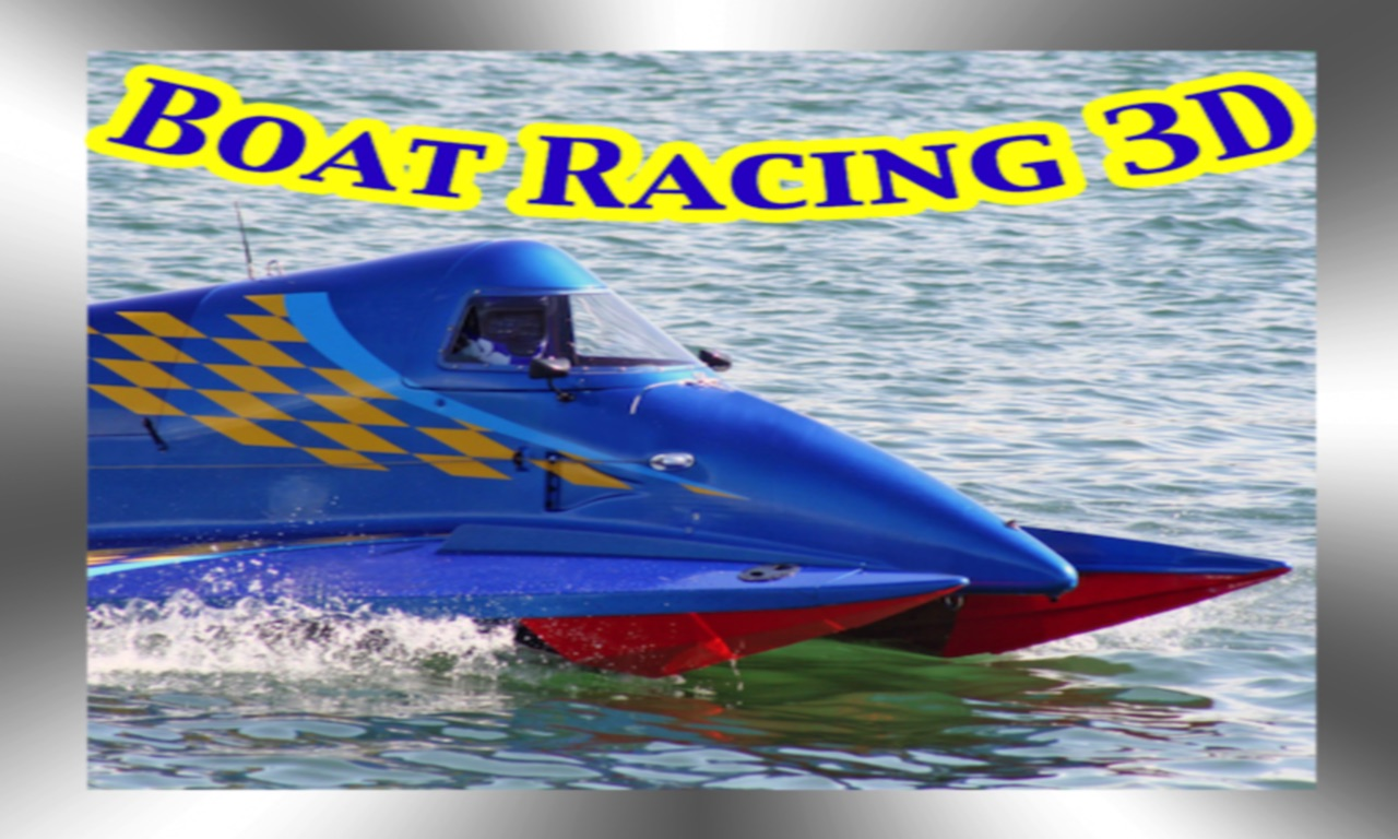 Boat Racing 3D Water Craft Race Game