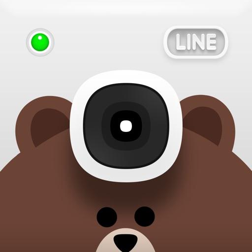 LINE camera【卖萌自拍】