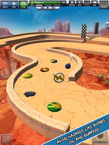 Disc Drivin' HD screenshot 2