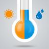 空气温湿度计- 实时测量温度与湿度