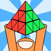 Solve your Pyraminx Hack Credits and Hints (Android/iOS) proof