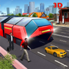 Elevated  Transit China Bus 3D Wiki