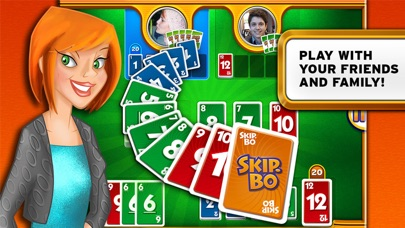 Download Skip-Bo™ - The Classic Family Card Game! App