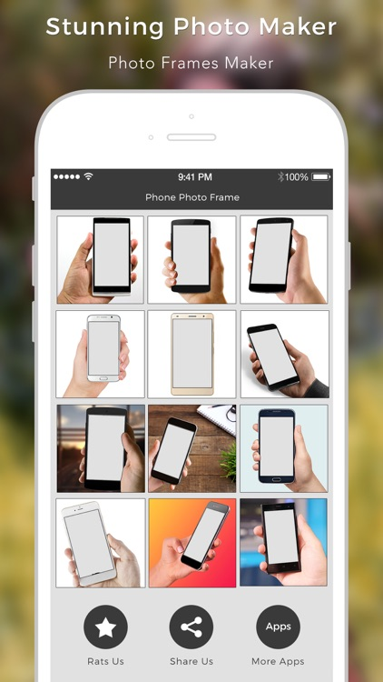 Selfie Photo Frame : Mobile Photo Frame by jitendra khunt