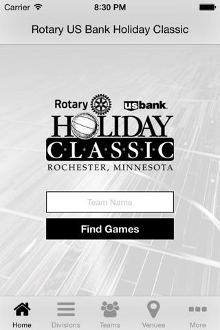 Rotary US Bank Holiday Classic screenshot 1