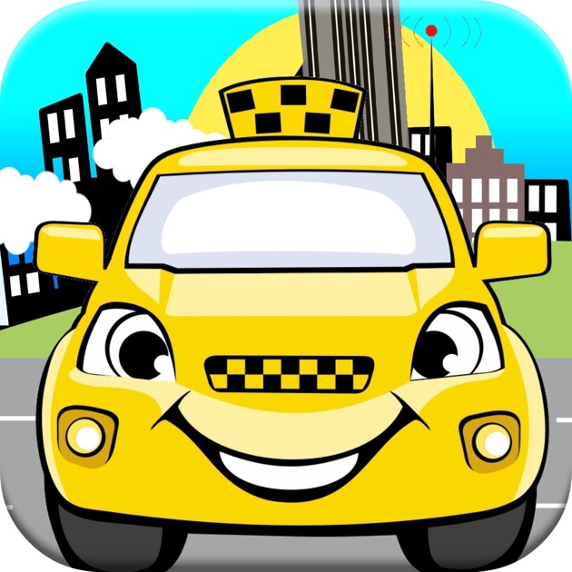 Vehicle Games For Little Kids Car Toddlers On The App Store