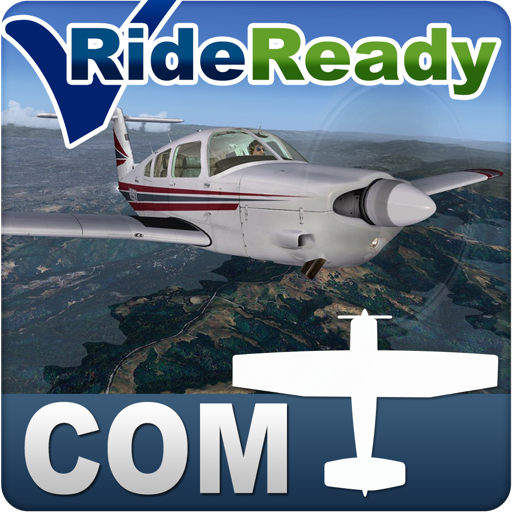 RideReady Commercial Pilot Airplane FAA