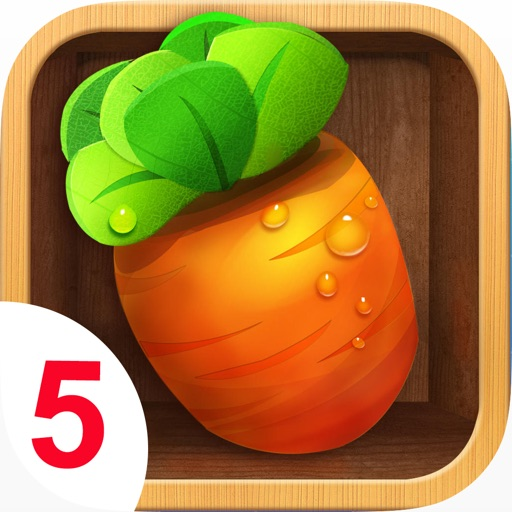 Defend Carrots - collect all, don't touch bomb iOS App