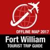 Fort William 旅遊指南+離線地圖