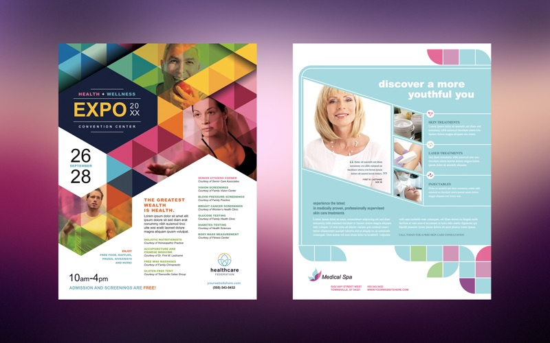 microsoft word flyer templates free for mac project plan