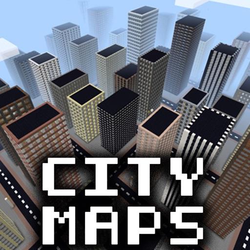 City Maps For Minecraft PE !