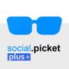 Social Picket+  Tu controlador de cuentas sociales