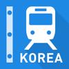 韓国路線図 - ソウル・釜山・韓国全土