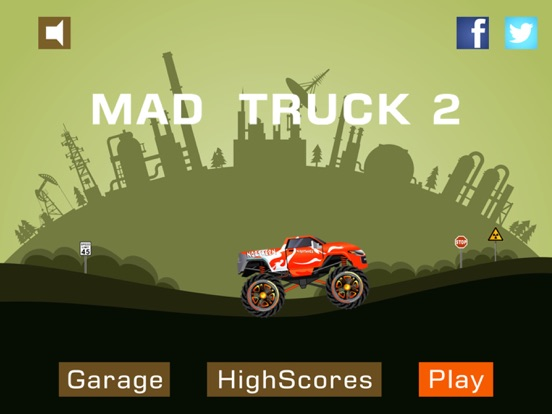 Mad Truck 2 на iPad