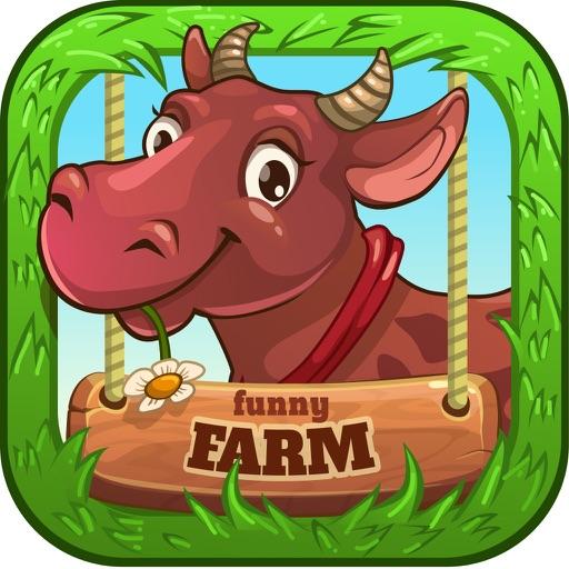 Tiny Farm Books - preschool zoo books