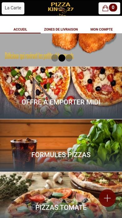 Pizza King 27Capture d'écran de 1
