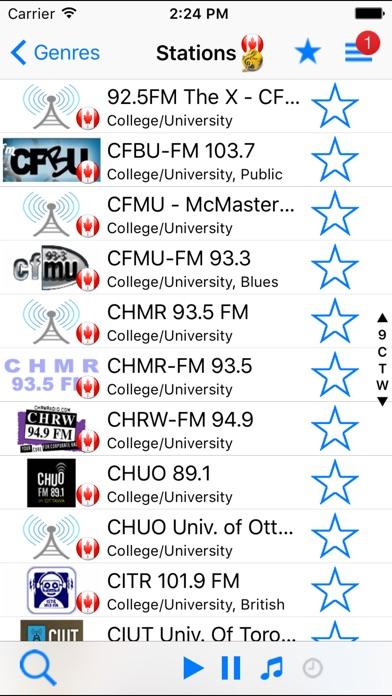 Радио HQ (версия lite) Скриншоты5
