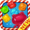 Crush Pet Candy - New jelly cat and dog saga world